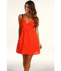 red volcom fourth of july mini dress zappos