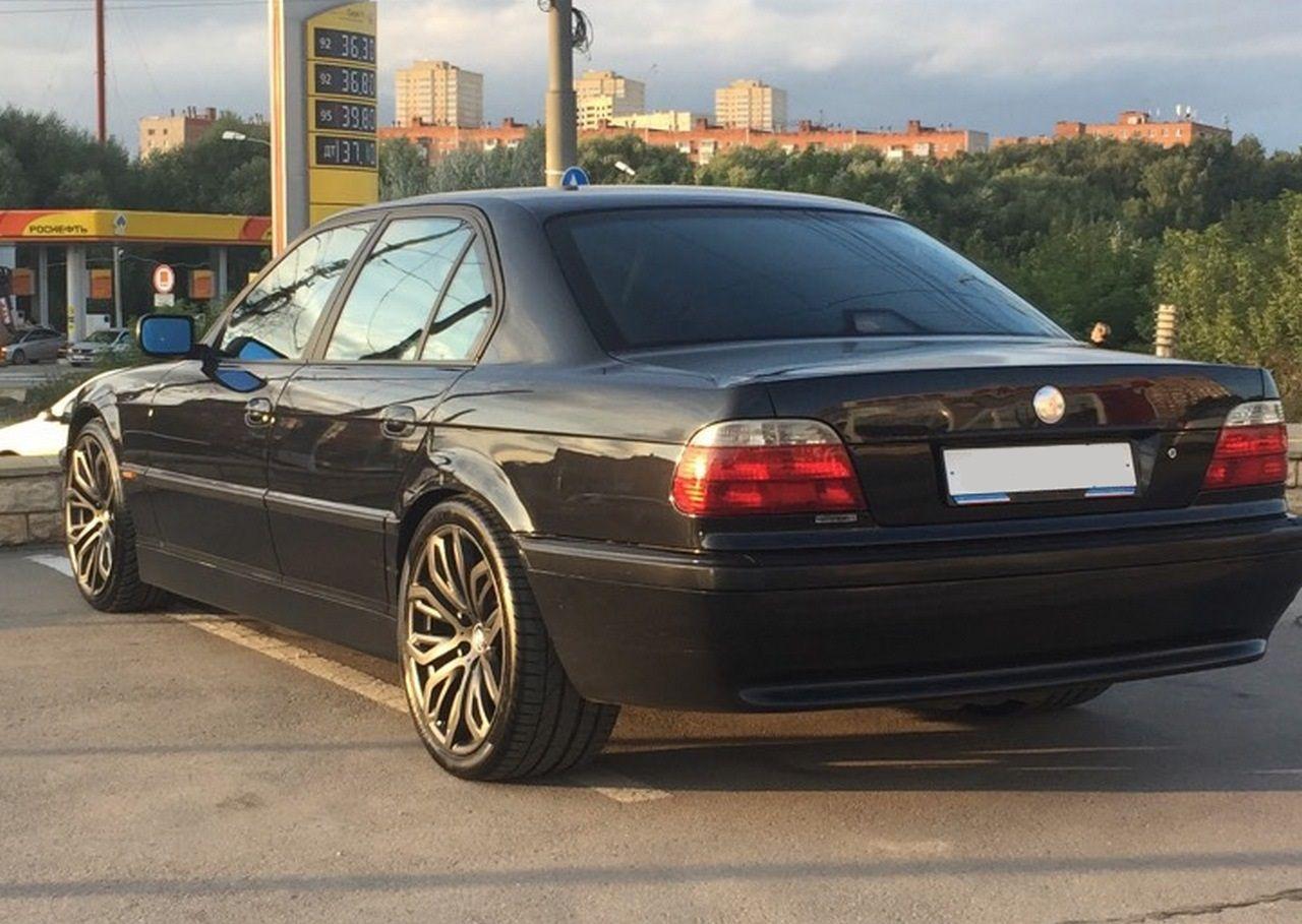 Обои Bmw, car, stance, 7 series, е38. Автомобили foto 15