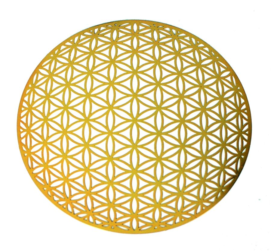 Hearts for love flower of life flower of life pattern