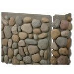 River Rock Außenecke  Multicolor #Corner #MULTICOLOR #River #Rock #riverrocklandscaping River Rock Außenecke  Multicolor #Corner #MULTICOLOR #River #Rock #riverrockgardens