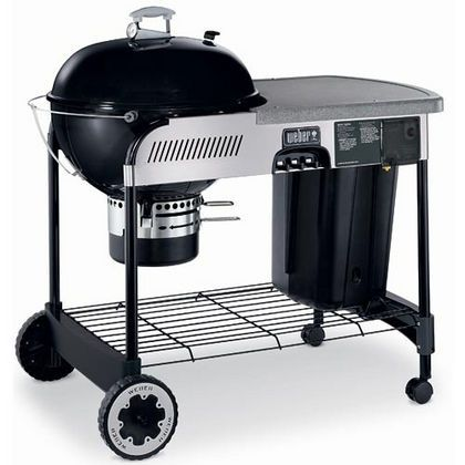 Weber Performer Touch N Go Gas Ignition Charcoal Grill 847001 Charcoal Grill Gas Grill Gas Barbecue Grill