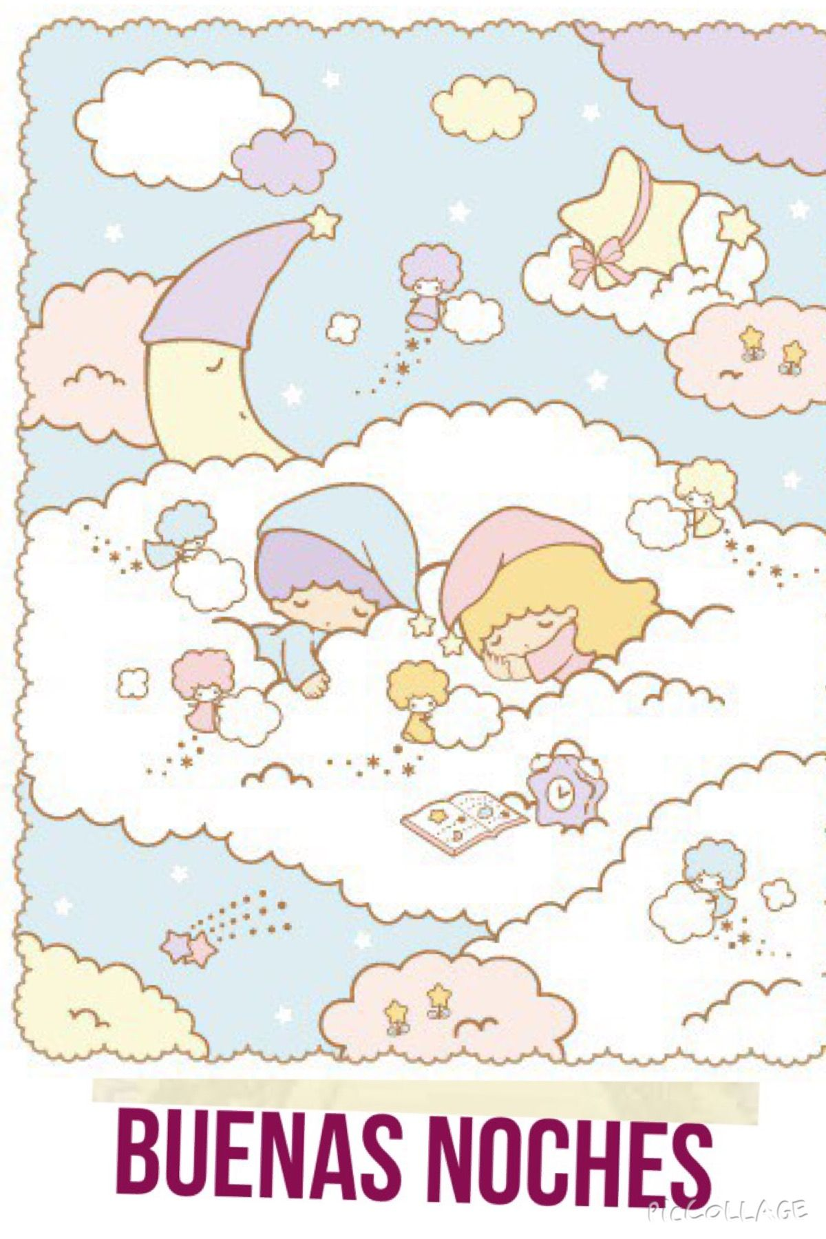 """Good Night"", as courtesy of Sanrio"