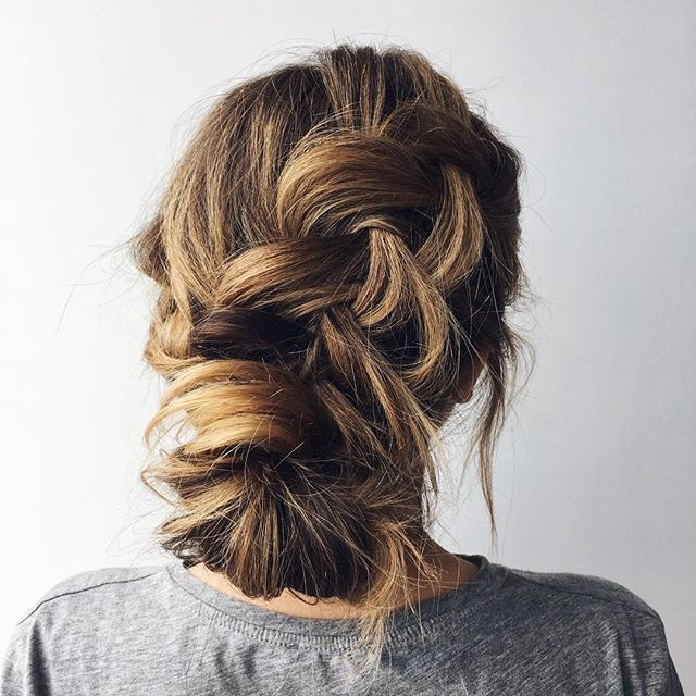 Pin By A L Y S S A M A N A L A C On Lavagirl Casual Wedding Hair Hair Styles Hair