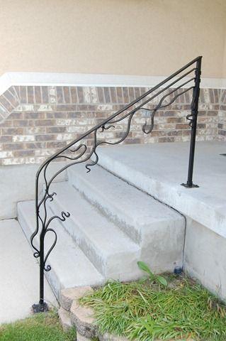 Best Small Handrail Iron Handrails 400 x 300