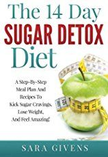 Sugar free diet plan. No sugar meal plan for sugar detox, sugar ...