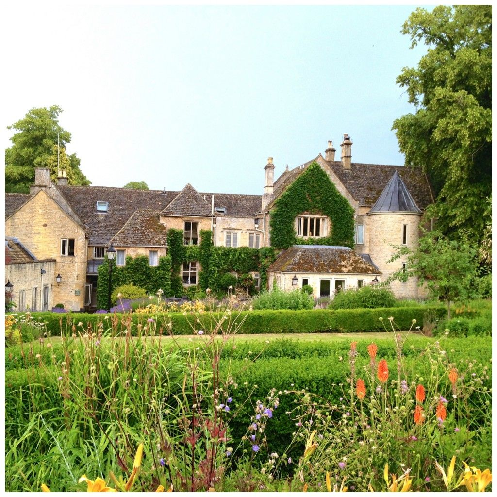 Manor House: Lords Of The Manor Is A Luxury Manor House Hotel In The