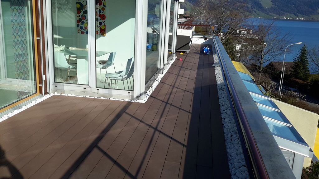 terrace wpc decking supplier in UK | Wpc decking, Decking ...