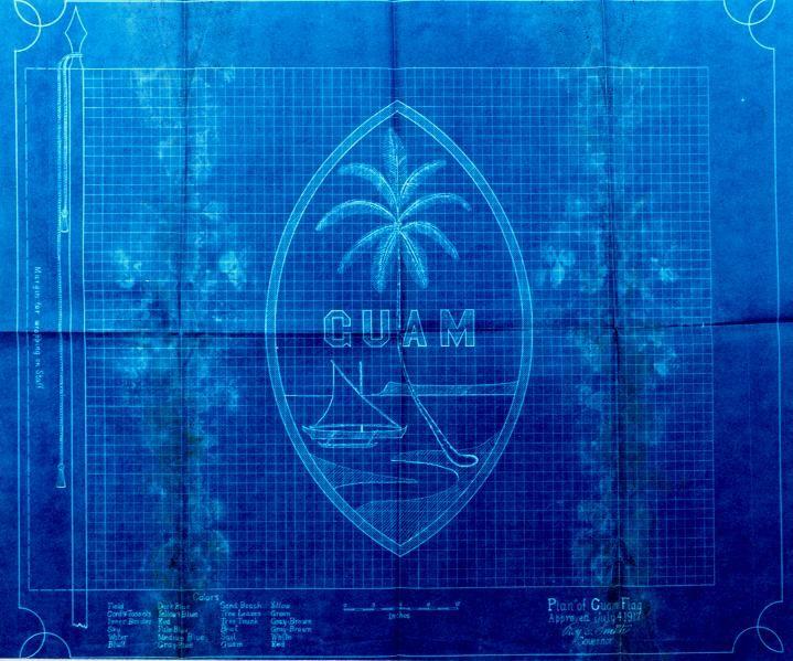 very interesting blueprint logo for Guam Design Inspiration - copy done up in blueprint blue lyrics