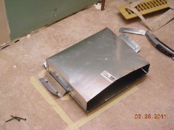 Image result for floor register toe kick kitchen | Mechanical ...