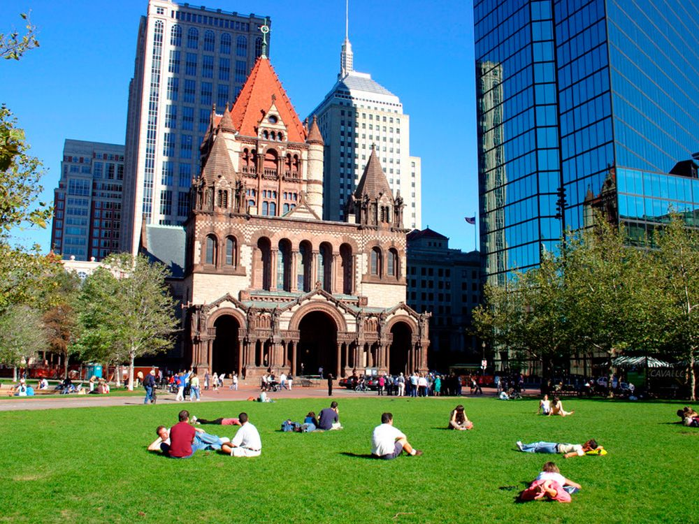 copley square boston map Copley Square Boston Map Facts Location Best Time To Visit copley square boston map