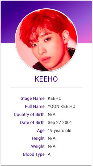 Keeho P1harmony Profile Kpop Hallyu Idol In 2020 Stage Name Profile Editing Inspiration