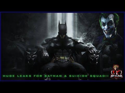 Ein weiterer PS5-Titel zeigt Raytracing und wahnsinnige visuelle Verbesserung | Batman/Suicide Squad-Lecks!!