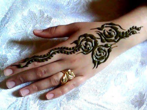 النقش الفاسي أجمل نقش حناء مغربية فاسية Youtube Hand Henna Henna Hand Tattoo Hand Tattoos