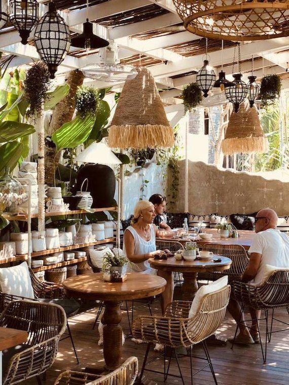 Laguna Fringes Lighting In 2020 Cafe Interior Design Restaurant Interior Design Coffee Shop
