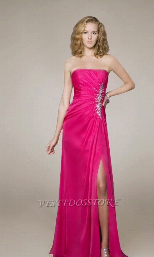 Vestidos largos de fiesta, más formales y elegantes. | vestidos ...