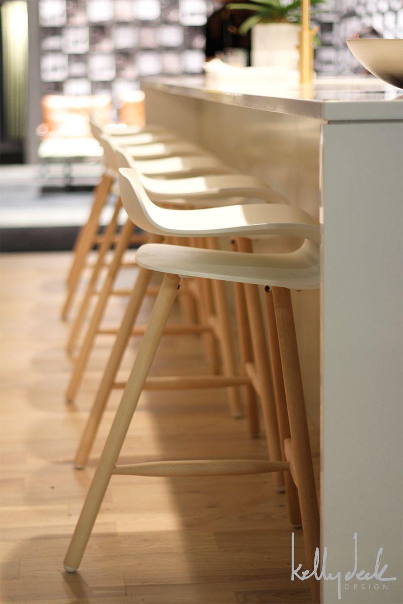 Stools   Kitchen interior design decor, Kitchen interior ...