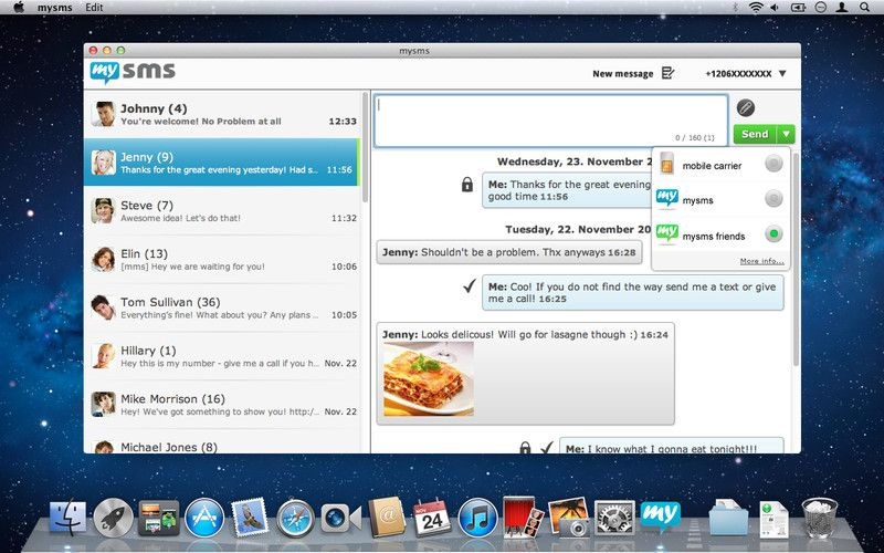 mysms Phone, Computer (With images) Text messages