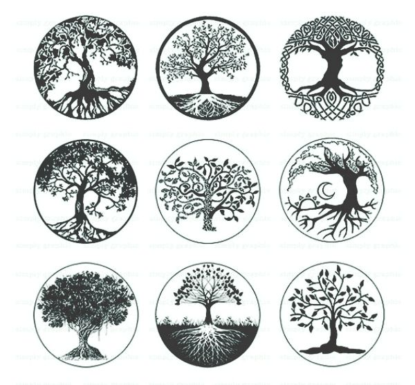 20 Catchy Small Tattoo Designs With Strong Meaning Roots Tattoo Tree Of Life Tattoo Tree Tattoo