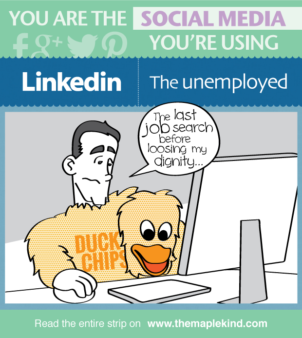 how to use linkedin for job search