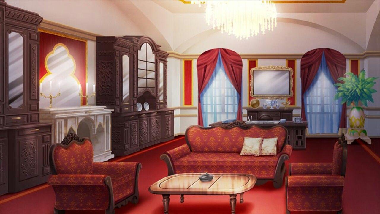 Sallon Baroque Rouge Anime Scenery Episode Interactive