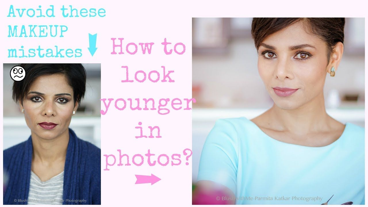 How to look younger in photos makeup for photography youtube how to look younger in photos makeup for photography youtube baditri Images