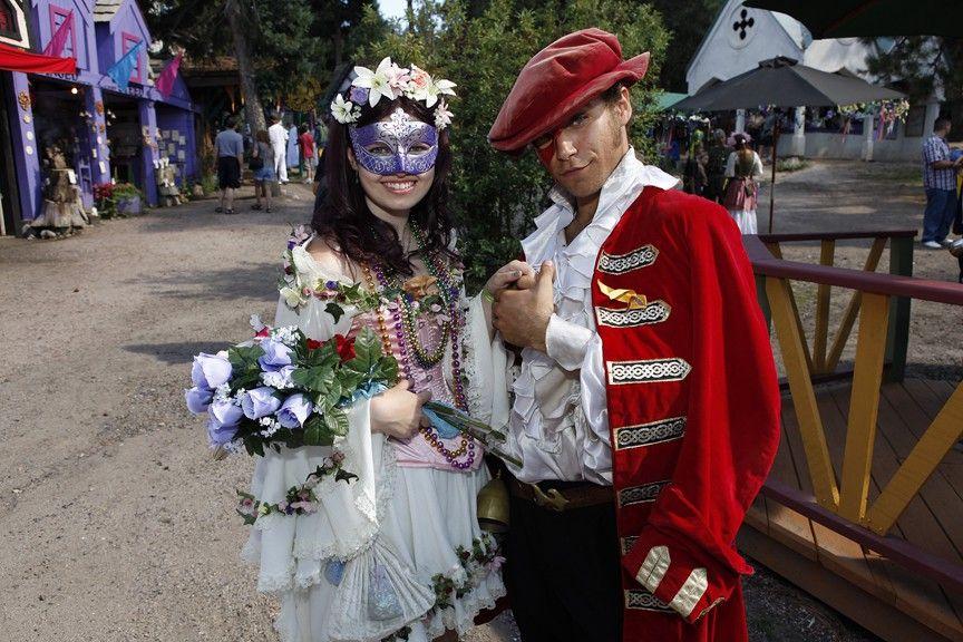 50 Best Costumes of the Colorado Renaissance Festival   Slideshow Photos   Westword