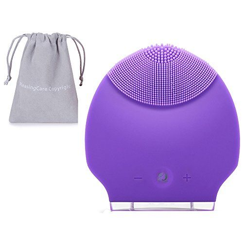 Rechargeable Facial Brush - Purple Thalgo Pure Freshness Cleansing Milk (Normal or Combination Skin) 250ml/8.45oz