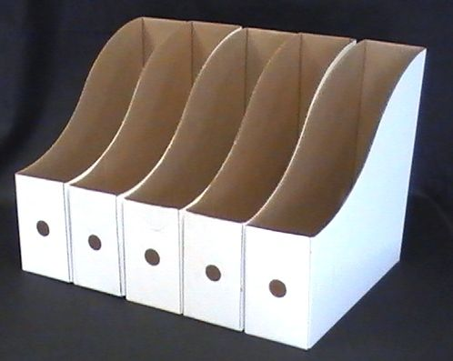 Paper Junkie Straight Up - Paper Storage Boxes 5pk - $18.00 USD Each box will hold & Paper Junkie Straight Up - Paper Storage Boxes 5pk - $18.00 USD ... Aboutintivar.Com