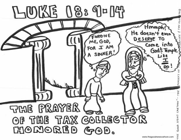 The Parable Of The Tax Collector And The Pharisee For Kids Google Search Sunday School Crafts Sunday School Activities Bible Activities