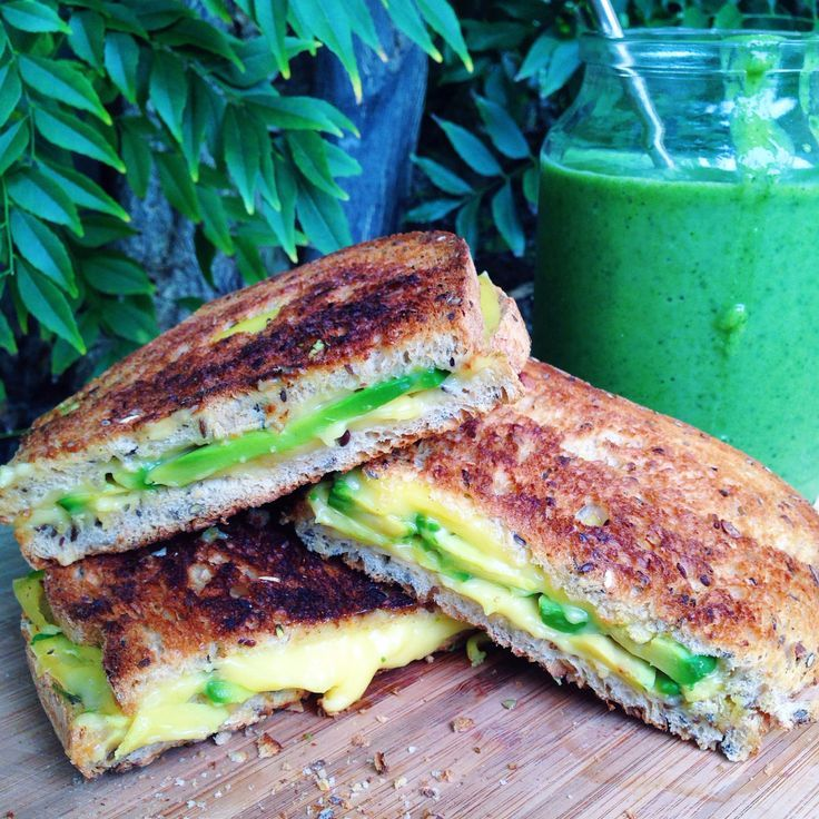Ha ze vegan grilled cheese green smoothie recipe on my food forumfinder Image collections