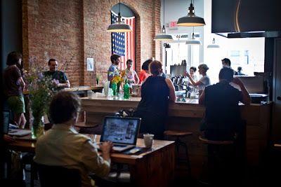 August   2011   Astro Coffee   Corktown, Detroit   Corktown, The neighbourhood, Detroit ...