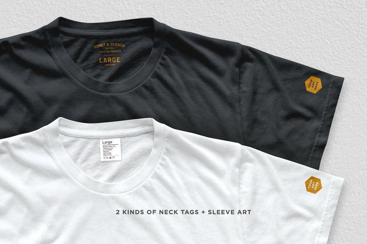 Realistic Blank T Shirt Mockups Shirt Mockup Blank T Shirts Clothing Mockup
