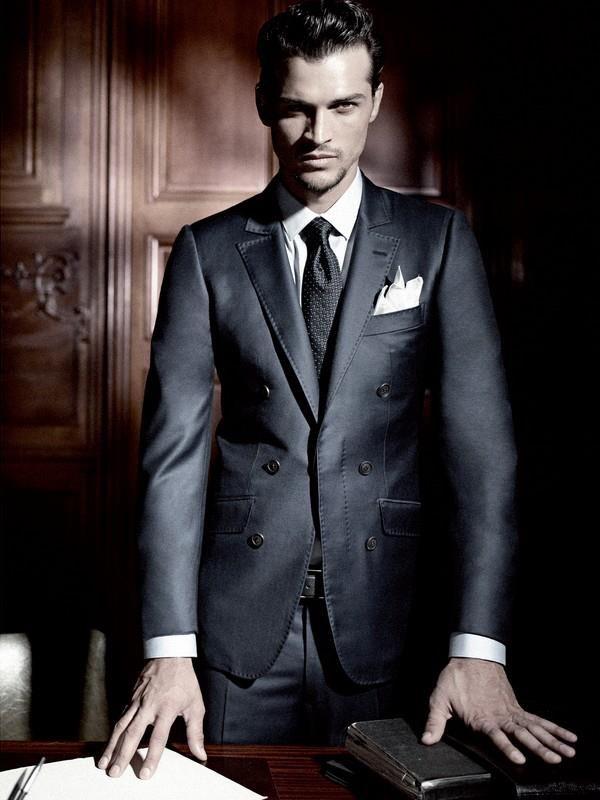 Good look suit.