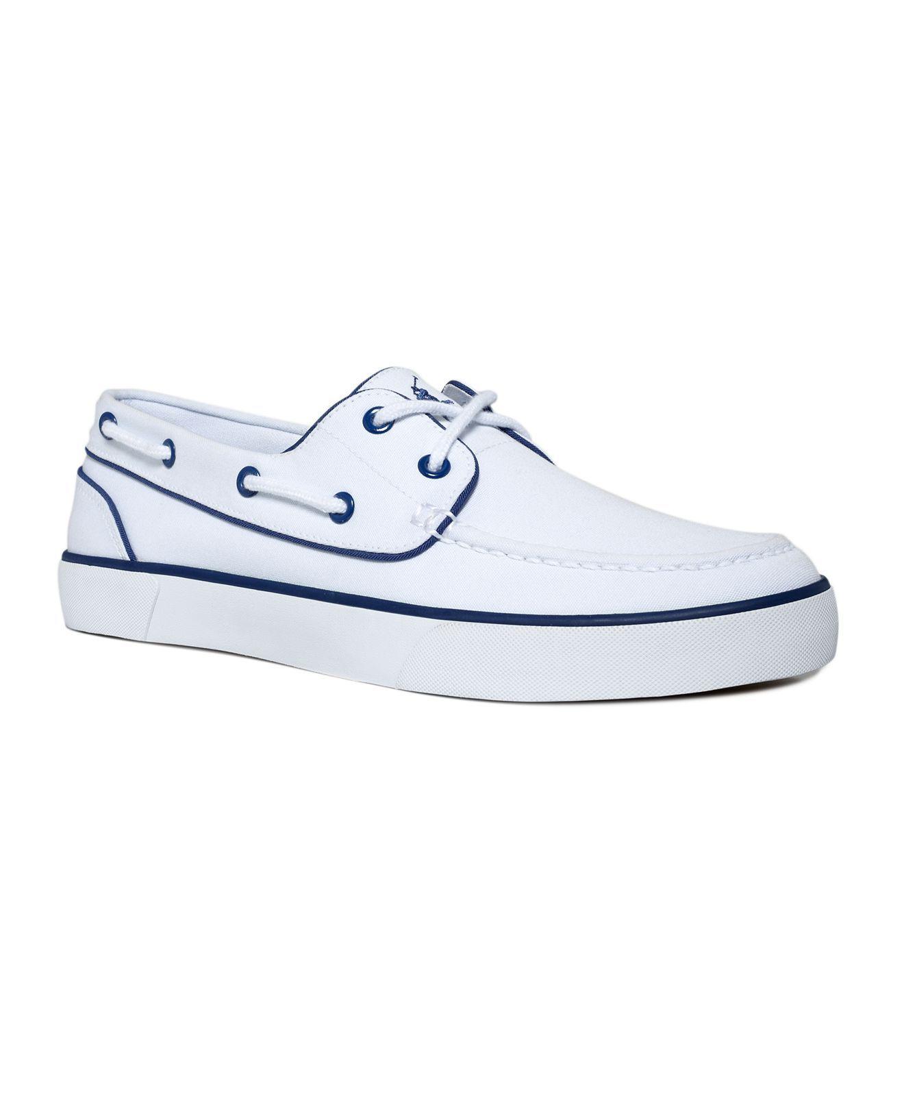 Polo Ralph Lauren Lander P Boat Shoes  Boat Shoes  Men  Macys