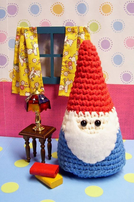 Download Simple Gnome Amigurumi Pattern (FREE)   My next projects ...