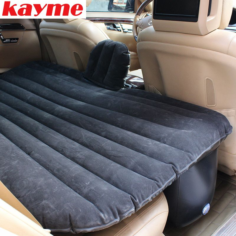 Home Cozy Kayme Car Rear Seat Bed Car Covers Universal Auto Air