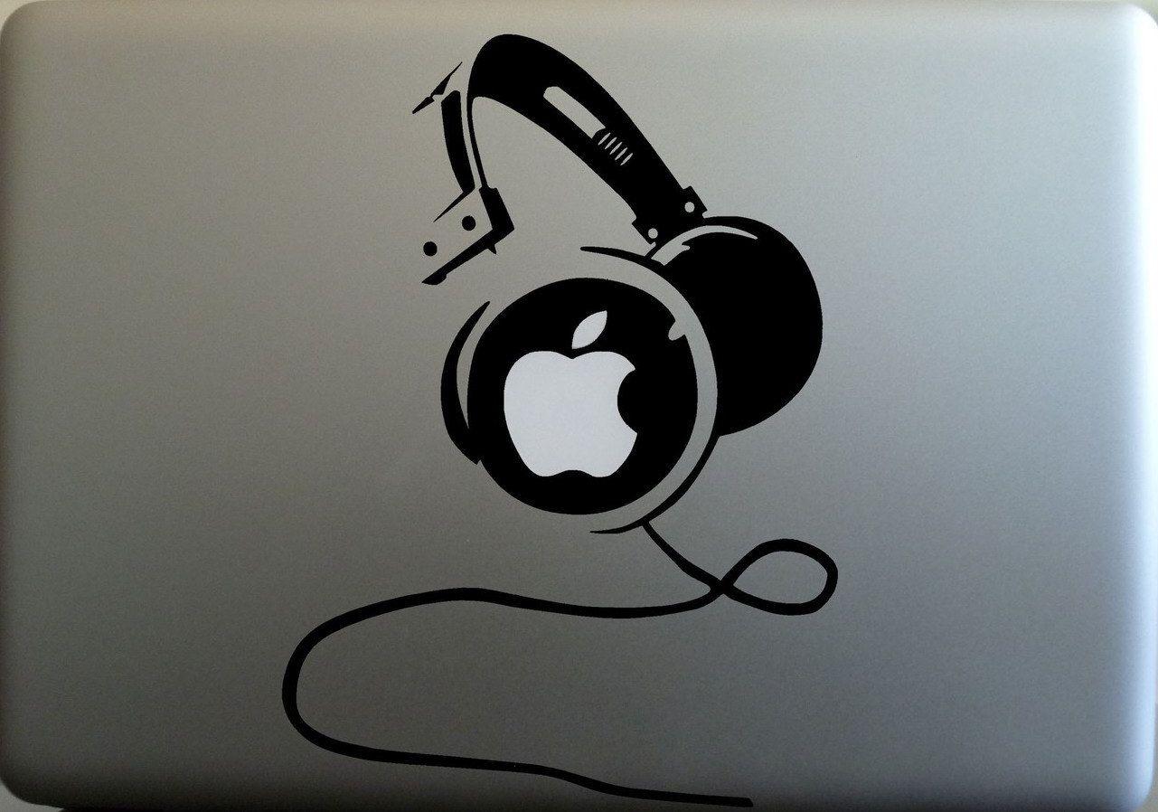 Diseños Creativos Para Tu MacBook Pro Diseño Apple Design - Vinyl decals for macbook