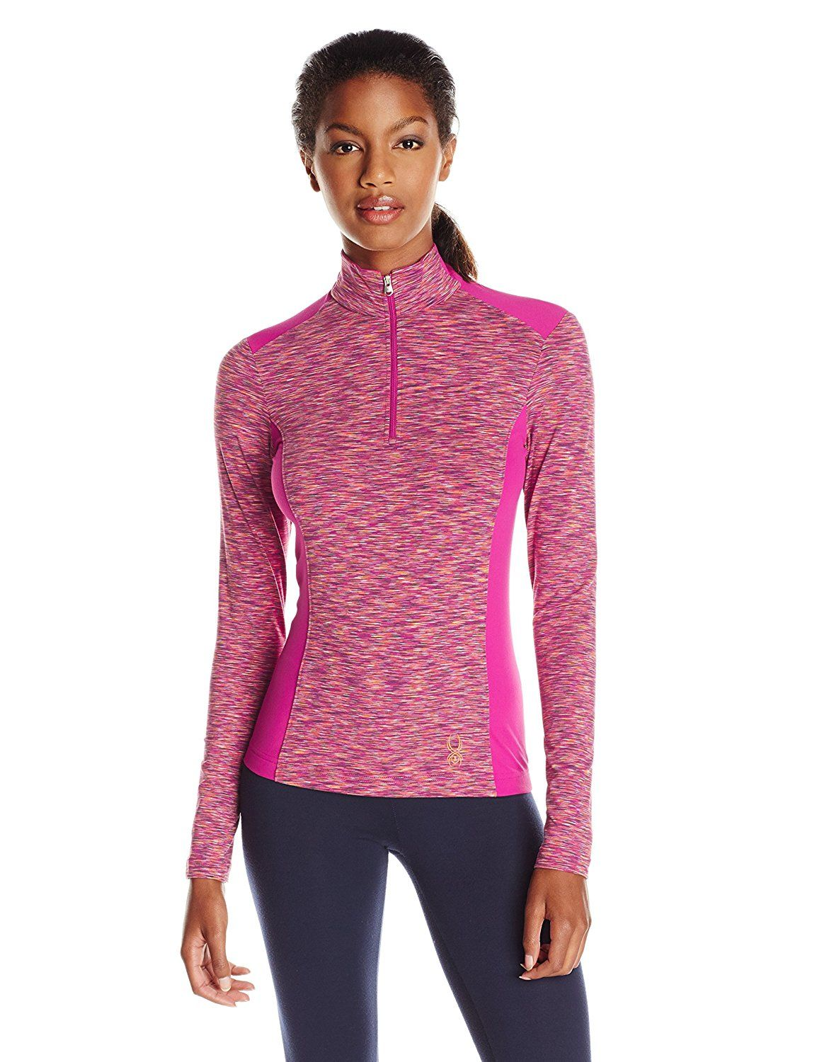 Spyder Women's Bocca Shirt >>> This is an Amazon Affiliate