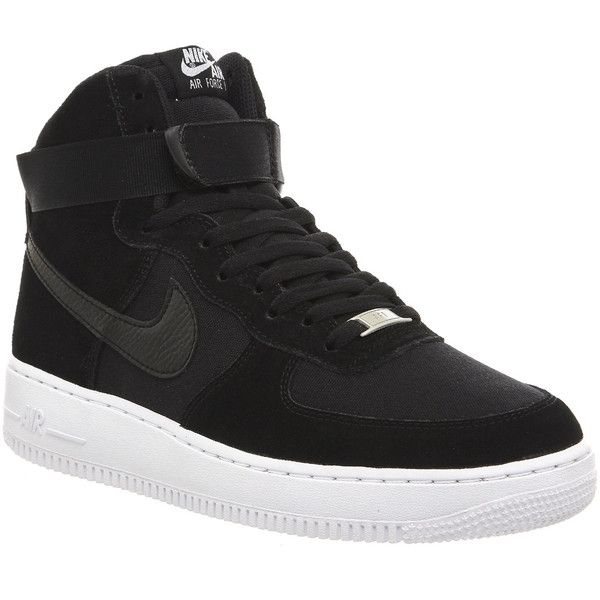 Nike Air Force 1 Hi 120 Liked On Polyvore Featuring -5785