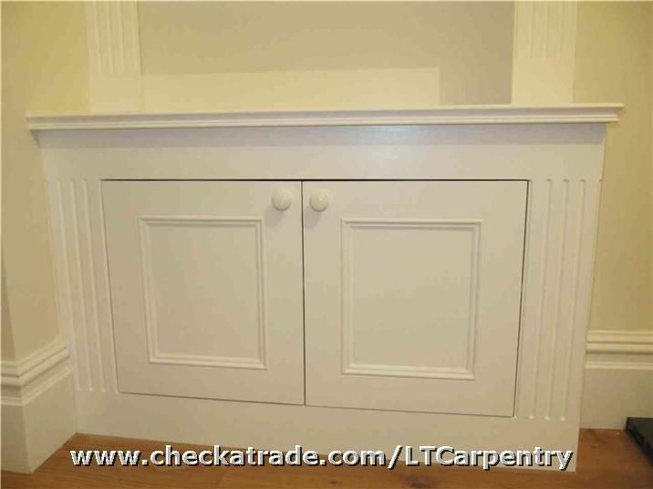 New Alcove Cupboards New Stair Fascia Rehang All Interior Doors