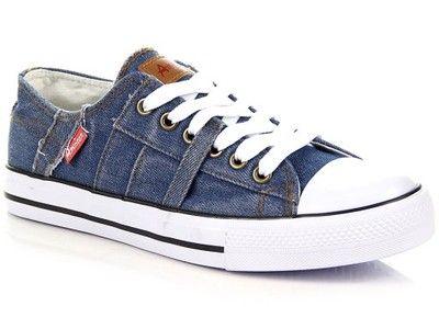Jeansowe Trampki Allegro Pl Wiecej Niz Aukcje Najlepsze Oferty Na Najwiekszej Platformie Handlowej Women Shoes Chuck Taylor Sneakers Chucks Converse