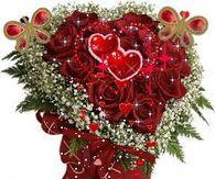 Valentine S Day Bouquet Bhomaram Pinterest