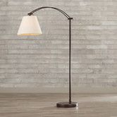 Faulkner 61 Arched Floor Lamp Adjustable Floor Lamp Lamp Arched Floor Lamp