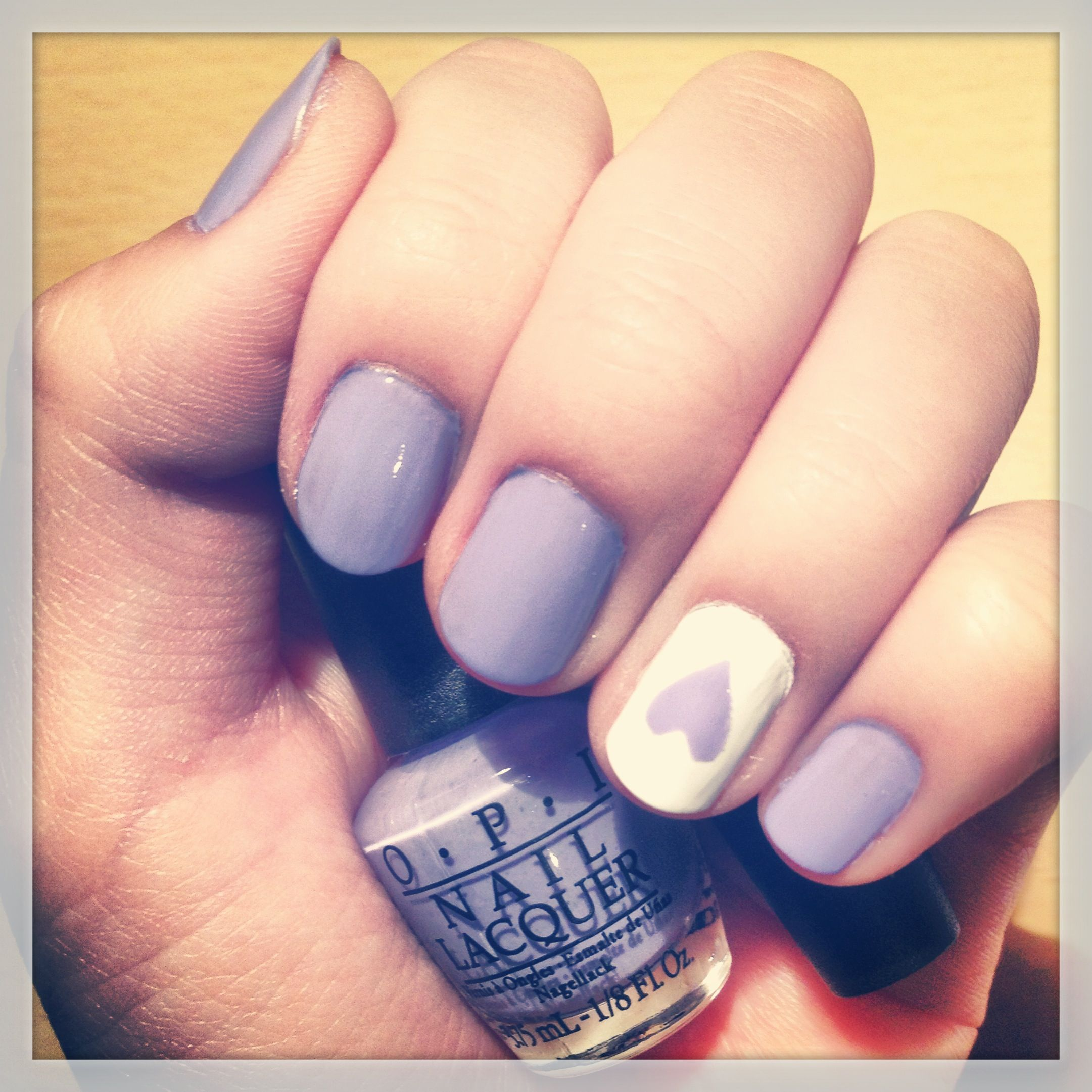 Light purple (lavender if you will!) is a great colour to ...