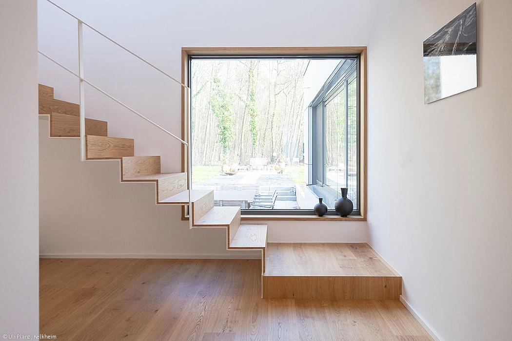 wohlf hlvilla frankfurt cube magazin treppe pinterest. Black Bedroom Furniture Sets. Home Design Ideas
