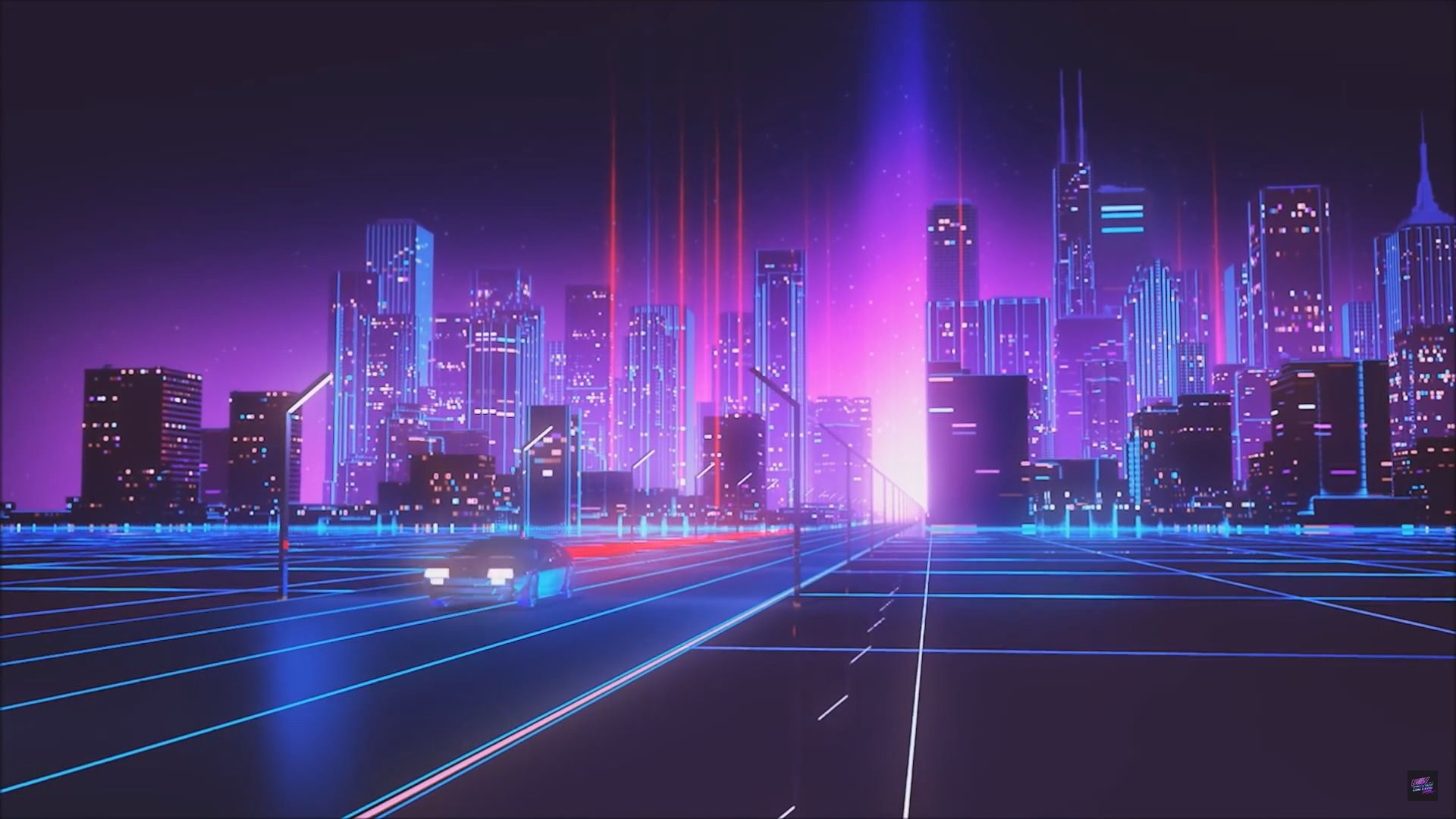 Late Night City Aesthetic