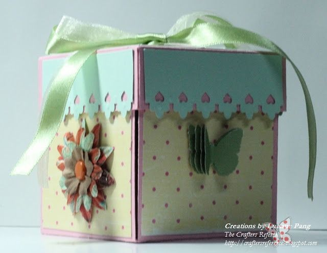 Valentine box for Mom
