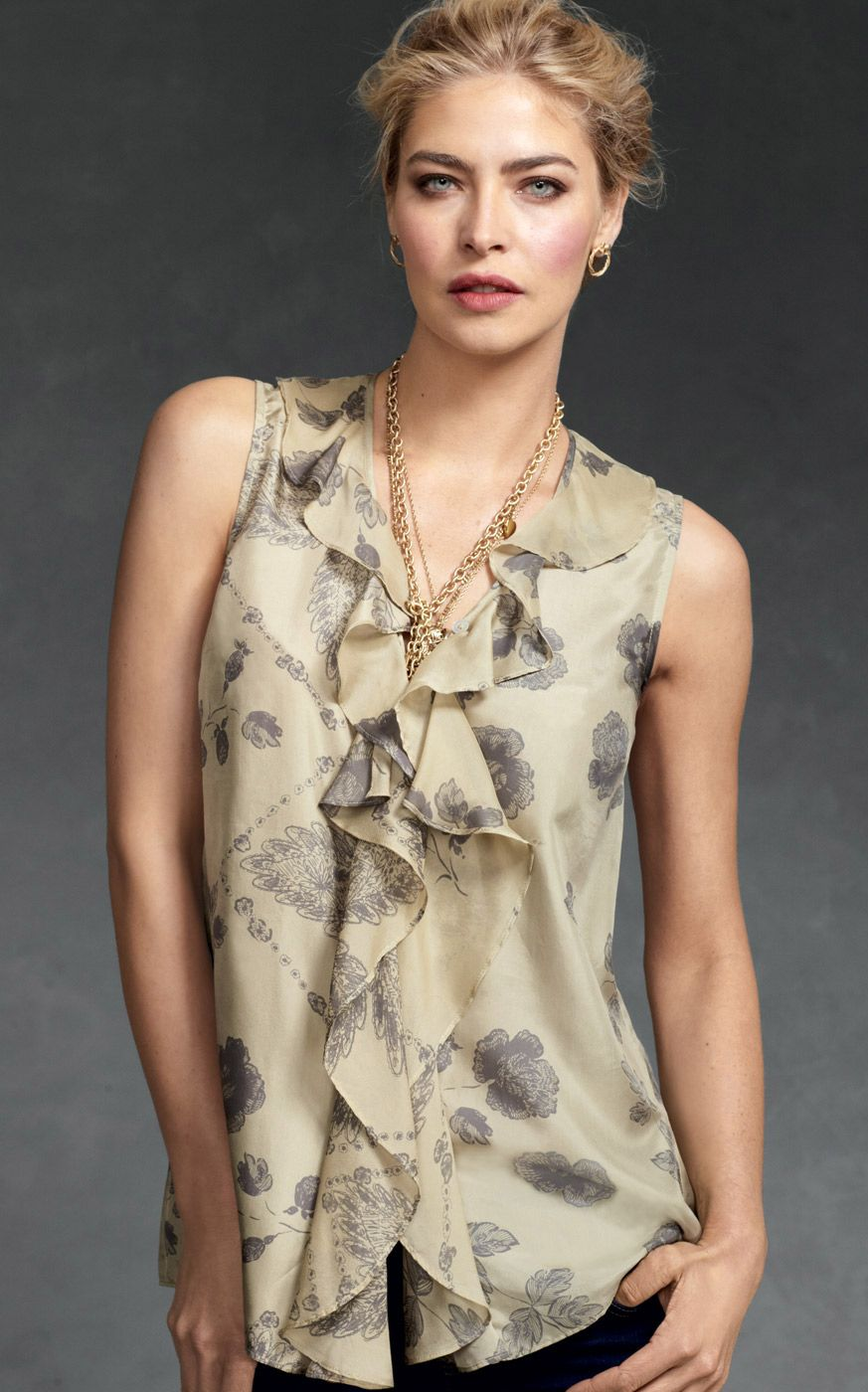 Tranquil Blouse - Tops, Blouses - CAbi Fall 2012 Collection