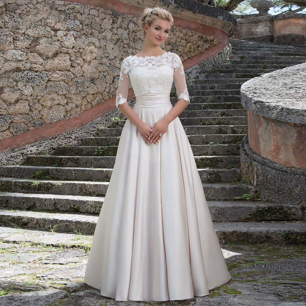 Wedding Dresses For Tall Women Wedding Dresses For Guests Check More At Http Svesty Sincerity Bridal Wedding Dresses Wedding Dresses Bridal Wedding Dresses