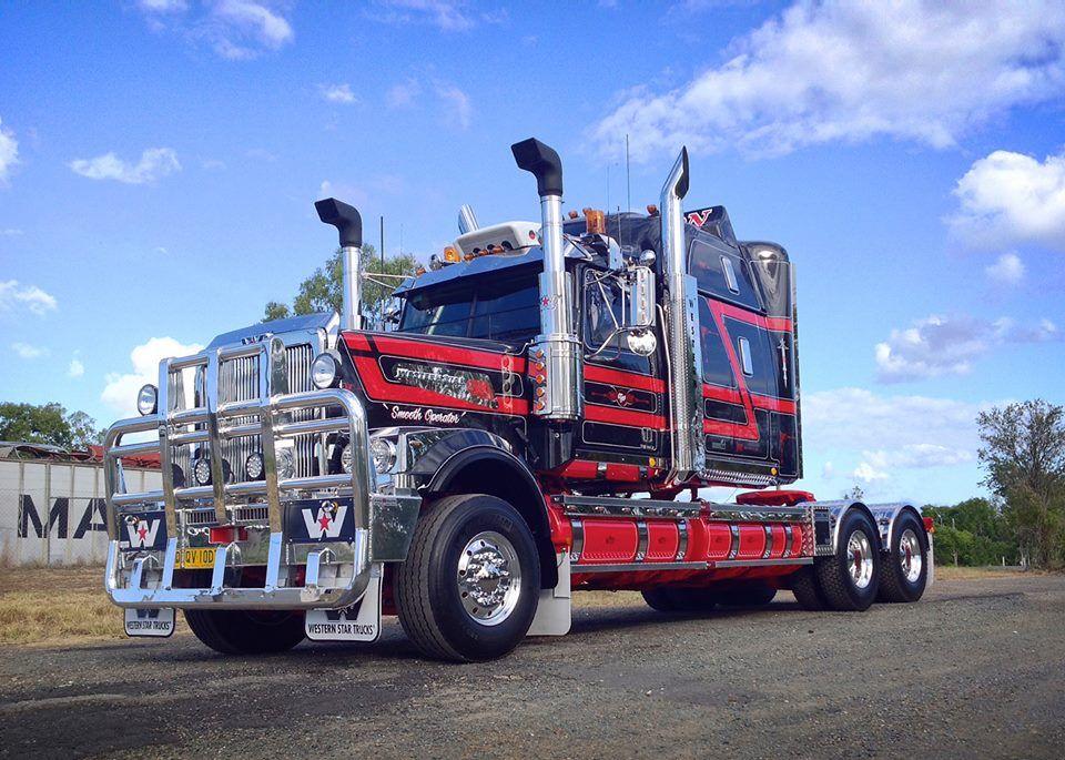Watson S Western Star Trucks Big Rig Trucks Big Trucks